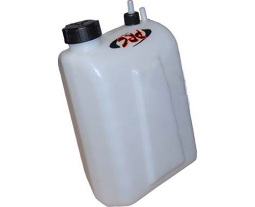 Fuel Tank Plastic w/1.00 Clamp - 3 quart