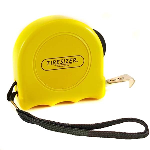 Tire Sizer - Tire Stagger Measuring Tape