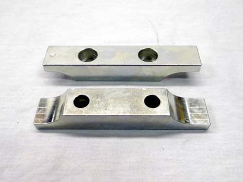 "PMI Butterfly Clamps -2 Hole @ 1 5/8"" Centers - Pair"