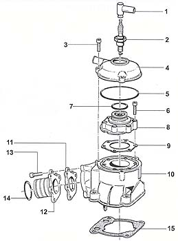 CRS Cylinder Assembly
